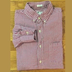 J.Crew Tailored Shirt Men's S